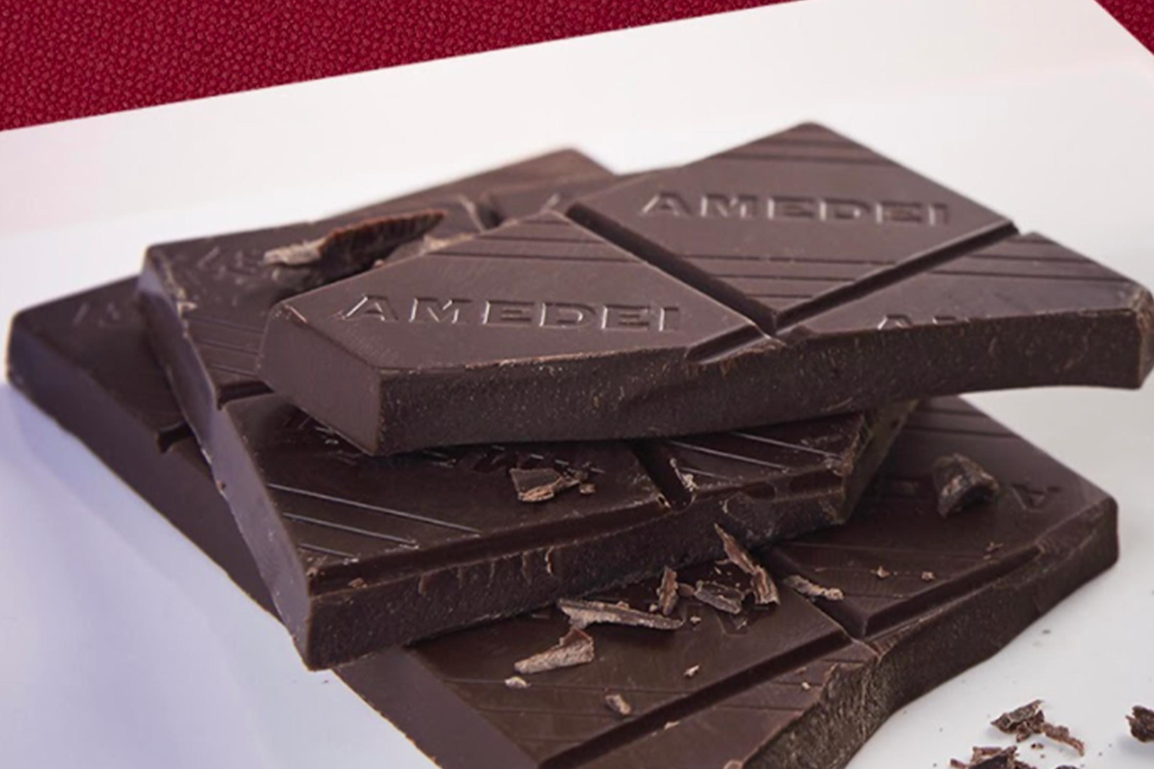 Cioccolato al taglio Amedei